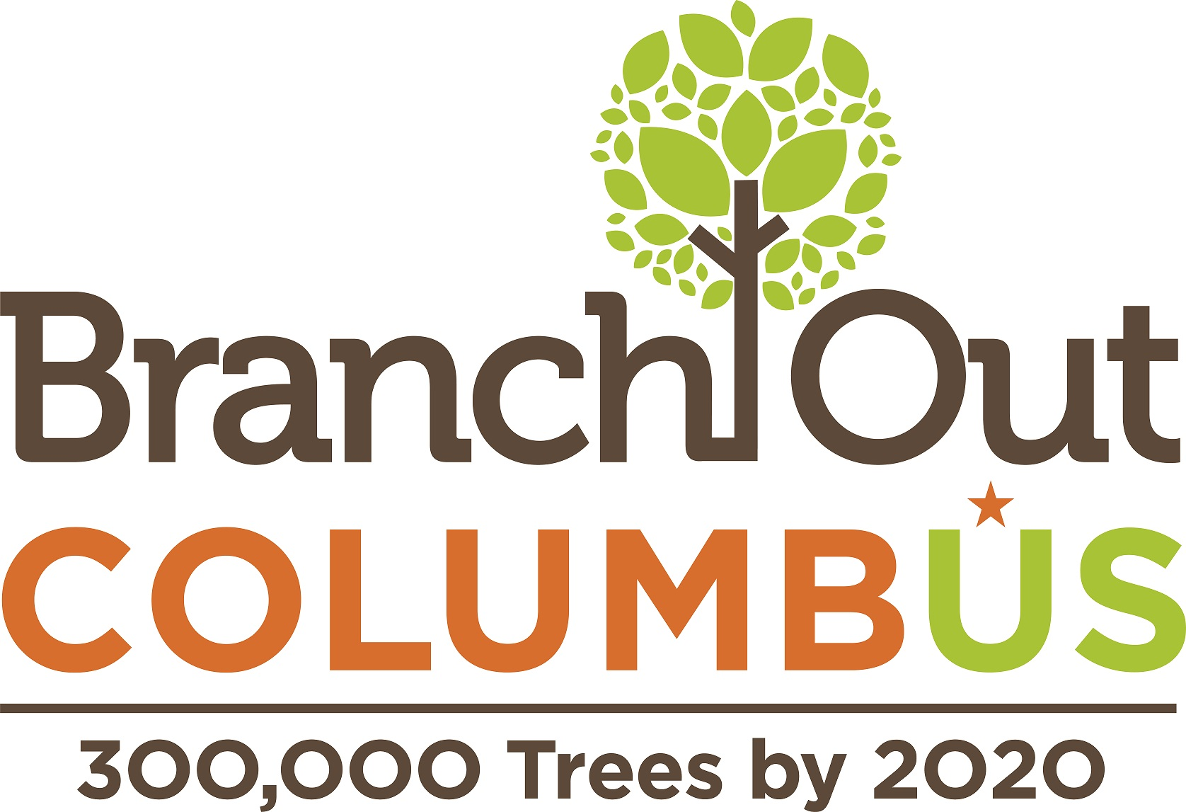 Branch Out Columbus, 300,000 Trees by 2020