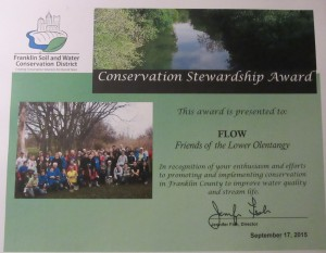 Conservation Stewardship Award 2015